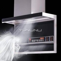 Range Hoods For Kitchen Household Exhaust Hood Cooker Intelligent Convertor Auto Cleaning Suction Kitchen Ventilator CXW-238-70H