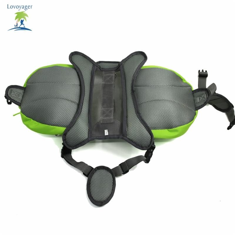 High quality pet accessories waterproof Adjustable nylon Pet Backpack Dog saddle Bag For Large Dog hiking travel