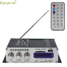 2016 Audio HiFi 200W 2CH 12V remote Small Stereo Digital Power Amplifier Advance