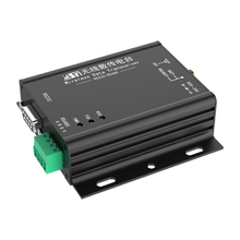 1 Pair wireless rs485 RS232 transmitter and receivers 30dBm 433MHz narrow band transmission long range rf transceiver module