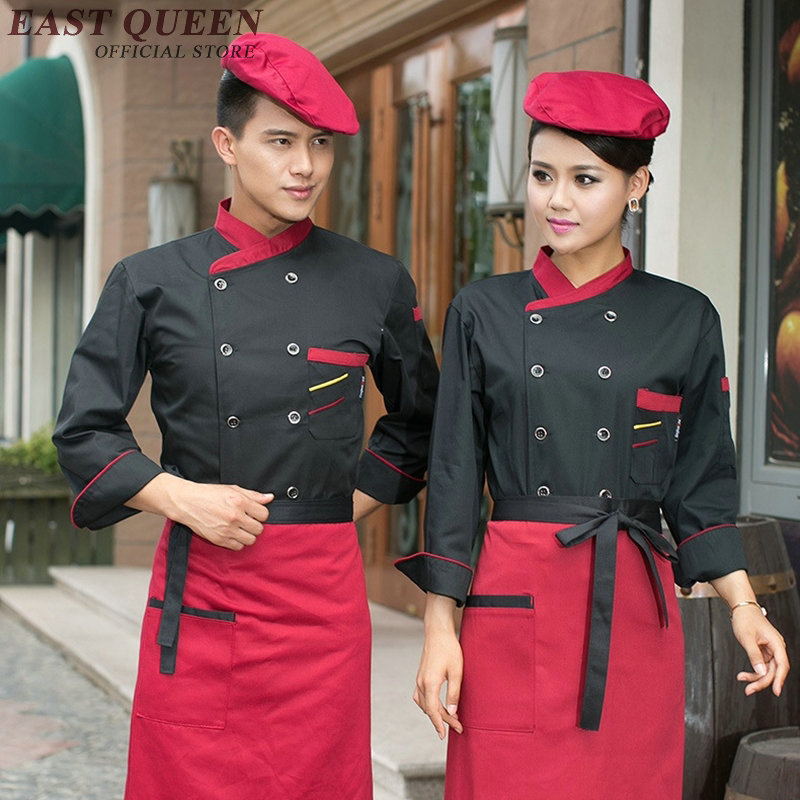 Restaurant Kitchen Uniforms online get cheap woman restaurant uniform -aliexpress