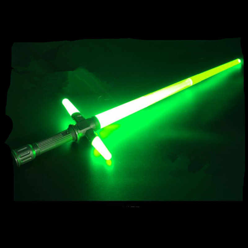 Details about  /Children Kids Sword Saber Retractable LED Flashing Lights Indoor Outdoor Toys