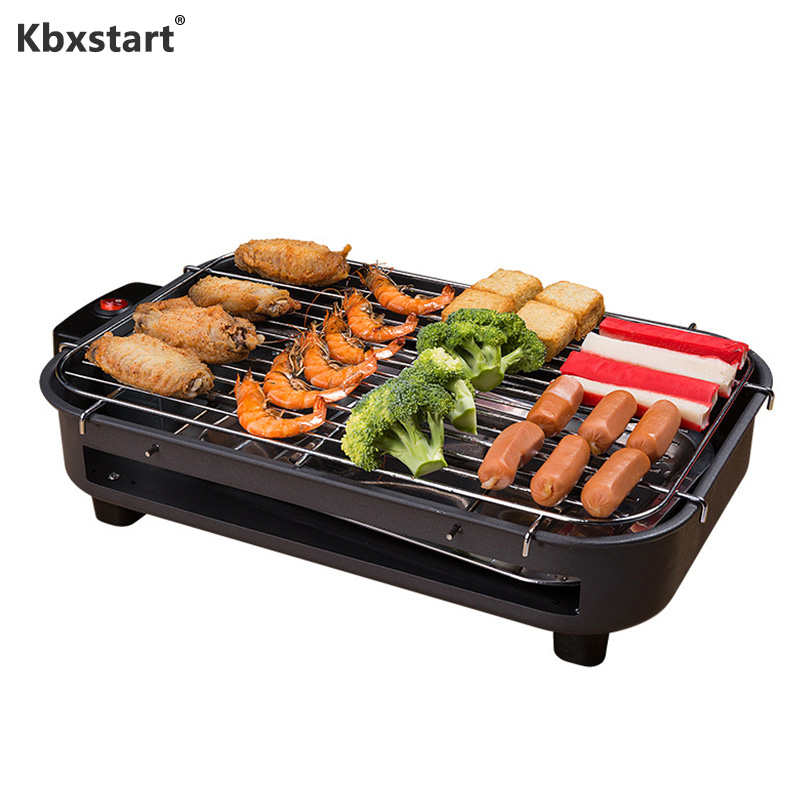 Smokeless BBQ Electric Grill Griddles Barbecue Rotating Churrasqueira Eletrica For Home Restaurant Self-Help Rotisserie ParrillaSmokeless BBQ Electric Grill Griddles Barbecue Rotating Churrasqueira Eletrica For Home Restaurant Self-Help Rotisserie Parrilla