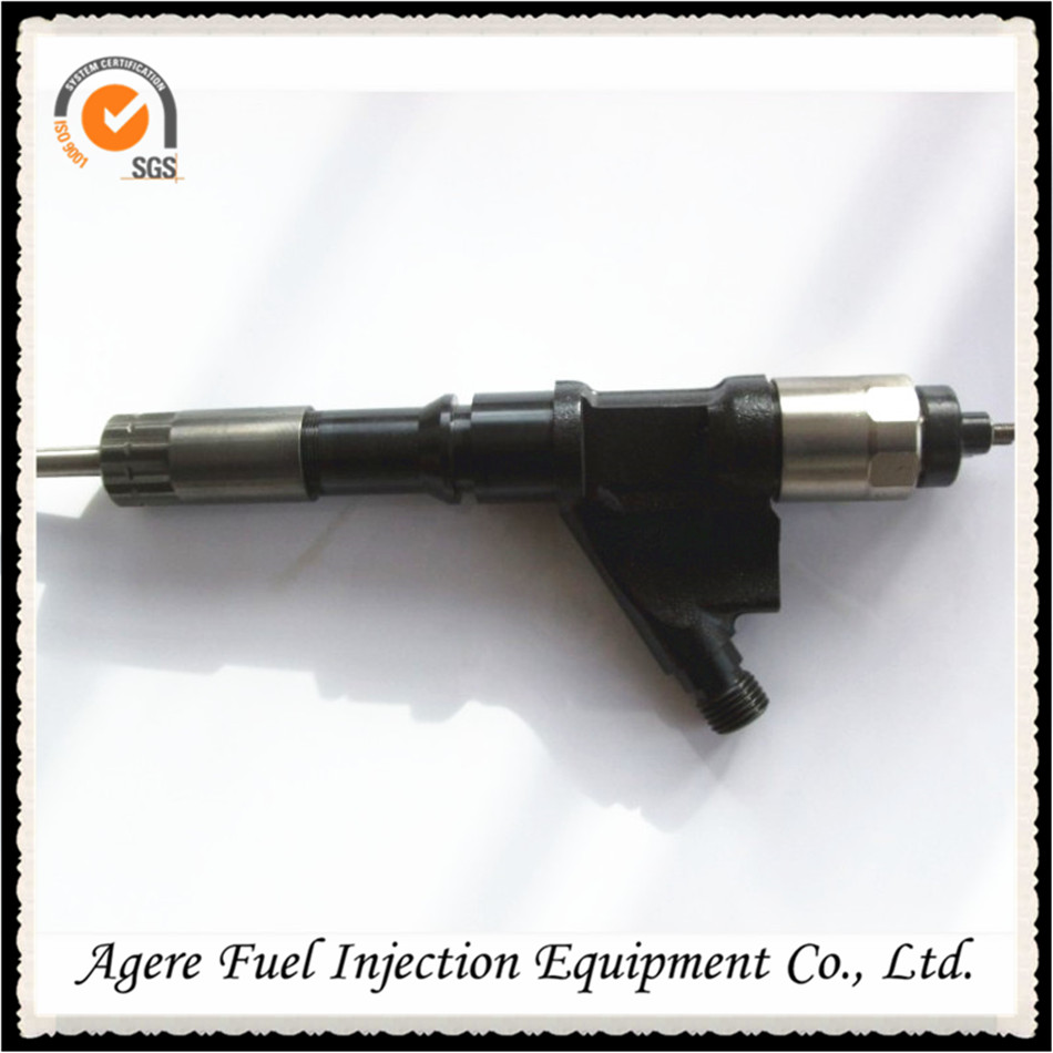 China Lutong diesel factory wholesale common rail injector 095000-6700 for SINOTRUK HOWO R61540080017A china lutong diesel factory wholesale common rail injector 095000 6700 for sinotruk howo r61540080017a