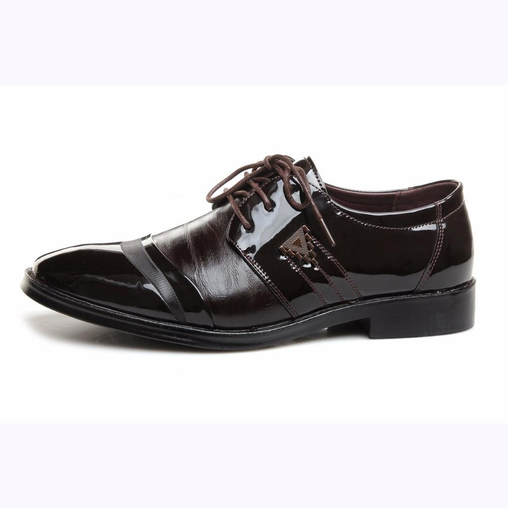 Luxo Homens De Ms8116186 Clássicos Moda Alta Primavera Sapatos Qualidade Couro Confortáveis rZrAYwx