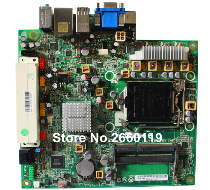 Desktop motherboard for IQ67I LGA1155 system mainboard, fully tested desktop motherboard for lenovo iq67i 03t8362 03t8007 03t6559 system mainboard fully tested and working well