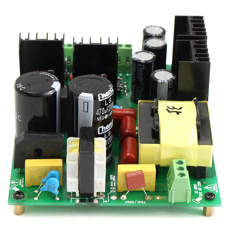 500W +/-35V Amplifier Switching Power Supply Board Dual-voltage PSU Module Integrated Circuit500W +/-35V Amplifier Switching Power Supply Board Dual-voltage PSU Module Integrated Circuit