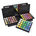 2016 Nuevo 6 Capas de Sombra de Ojos Cosméticos Make Up Palette Pro 180 Full Color Shimmer mate Sombra de Ojos Maquillaje Kit