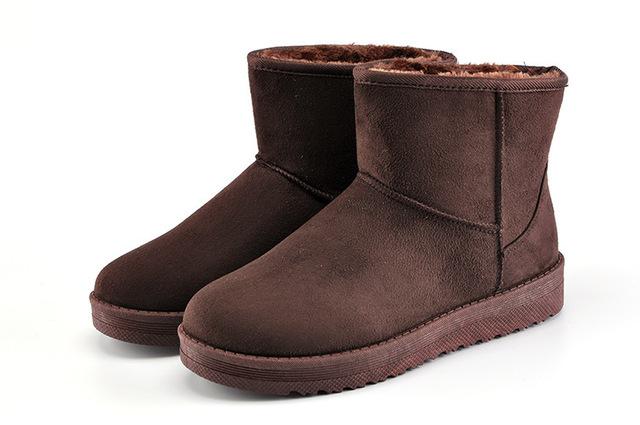 2015 Nova Venda de Moda Botas De Neve Homens Inverno À Prova D' Água Sapatos Homem Botas De Tornozelo Grosso Botas de Neve de Pelúcia Atacado