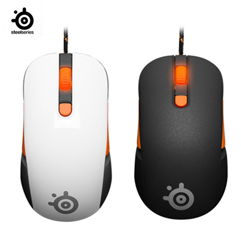 SteelSeries Kana V2 Mouse Optical Gaming Mouse & Mice Race Core Professional Optical Game Mouse