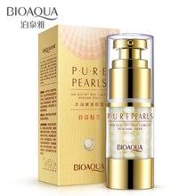 BIOAQUA Brand Eye Essence Pure Pear Eye Cream Anti Wrinkle Moisturizing Dark Circle Lift Firming Lifting Treatment Skin Care 25g