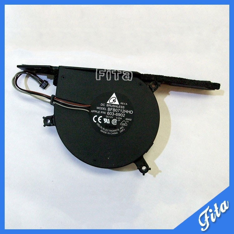 922-7062 603-6902 Fan For iMac G5 17 & Intel Optical Drive Fan Early-Late 2006 BFB0712HHD brand new 593 1376 a for imac 27 a1312 mid 2011 dvd optical drive sensor
