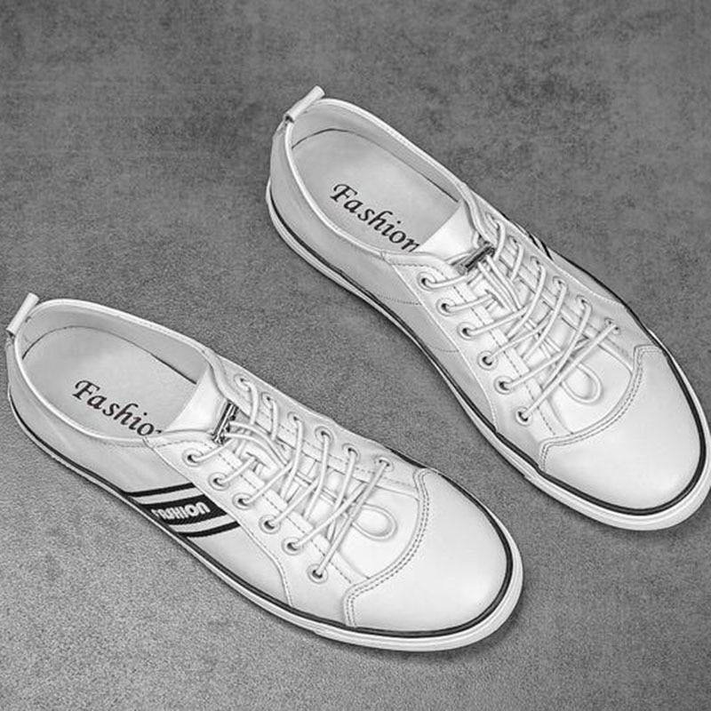 Zapatos ocasionales respirables planos de los hombres de la venta - Zapatos de hombre - foto 4