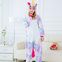2017 New Winter Pegasus Stitch Onesie Adult Unisex Costume Cp Pajamas Sleepwear Autumn Colorful For Men