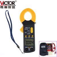 Victor VC6016B 1999 Counts Digital Electronic Clamp Multimeter AC 400A Clamp Meter DC/AC 500V