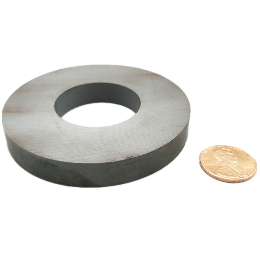 Ferrite Magnet Ring Outer Diameter 70mm for Subwoofer C8 Ceramic Magnets for DIY Loud speaker Sound Box board home use 1pc цена