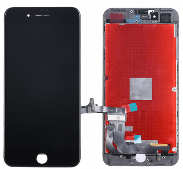 No Dead Pixel 5.5 Inch For Iphone 7 Plus Lcd Dispaly Touch Screen Digitizer Assembly Replacement Parts + Tools