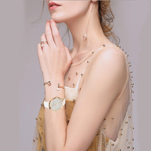 цена на Zonmfei Women Watches Genuine Leather Silver Star Wristwatches Fashion high quality Ladies Dress Wristwatches with Gift Box Top