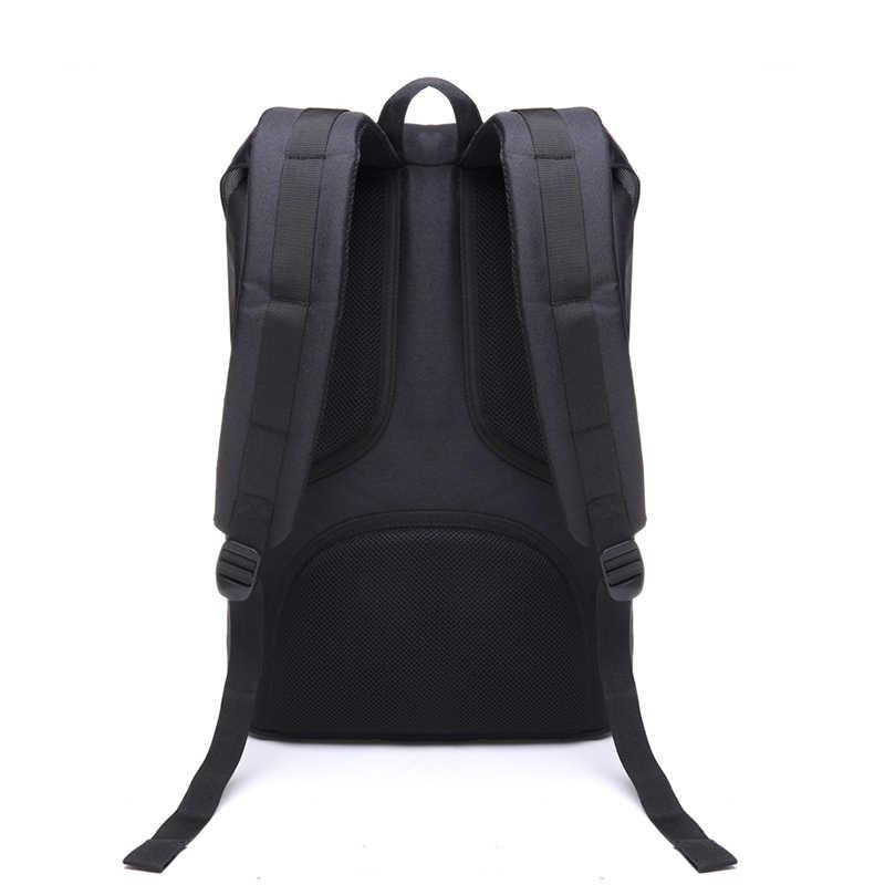 529864513b61 ... 2018 Bodachel Backpack Little America Male Bag School bagpack Large  Capacity Computer Laptop rucksack 24L Style ...
