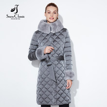 Long Snow Jackets Compra lotes baratos de Long Snow