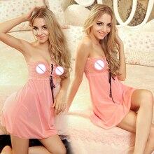 Sexy Babydoll Teddy Lingerie Nightgown Sleepwear Pajamas Underwear Night Gown Dress #9126