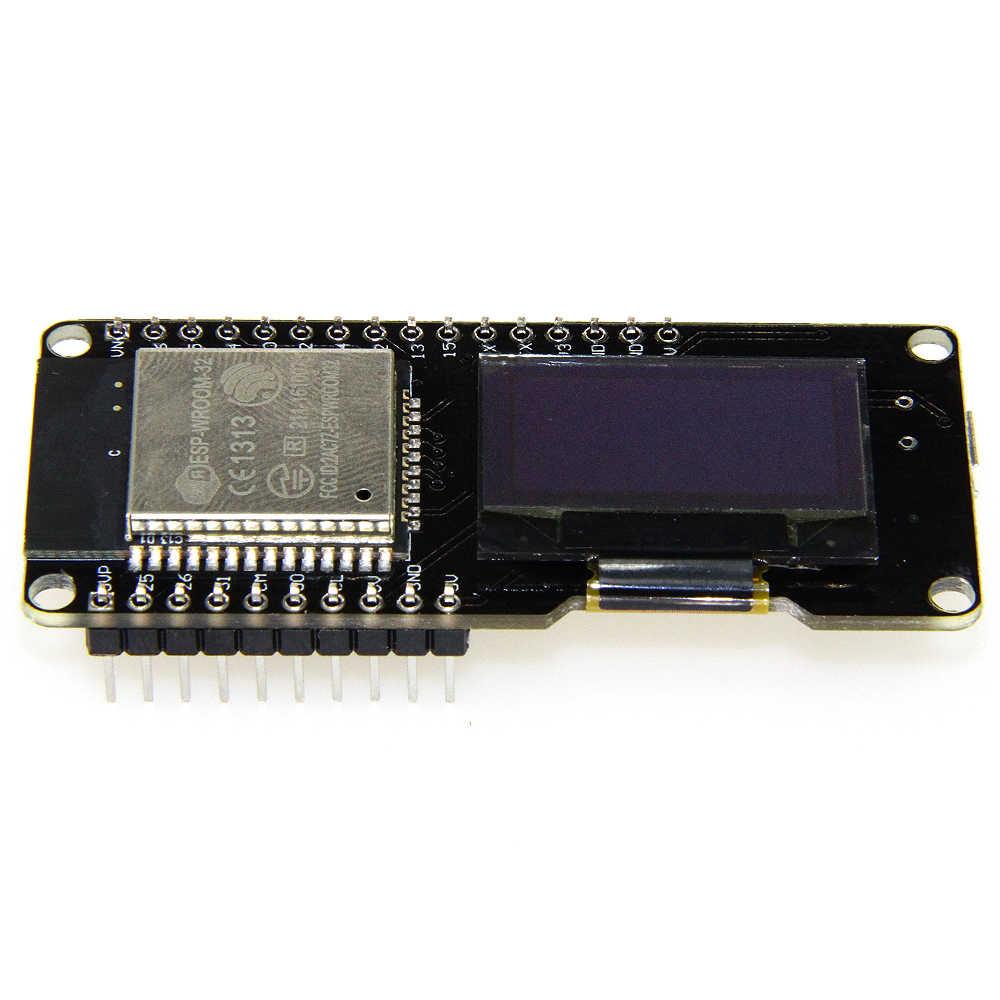 ESP32 OLED &for Arduino ESP32 OLED WiFi Modules+ Bluetooth Dual ESP-32  ESP-32S ESP8266 &OLED