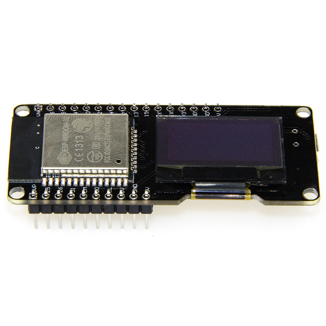 US $8 46 5% OFF|ESP32 OLED &for Arduino ESP32 OLED WiFi Modules+ Bluetooth  Dual ESP 32 ESP 32S ESP8266 &OLED-in Replacement Parts & Accessories from