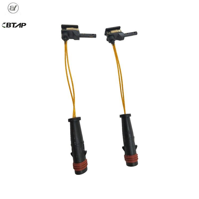 BTAP 2PCS & 4PCS Brake Pads Sensor For Mercedes-Benz C E CL S ML CLS GLK Class W210 W211 W212 2115401717 2205400717 2205400617