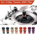 2 шт. STP M3 CNC алюминиевый передатчик для FrSky taranis X9D Plus радио передатчик для FPV Дрон