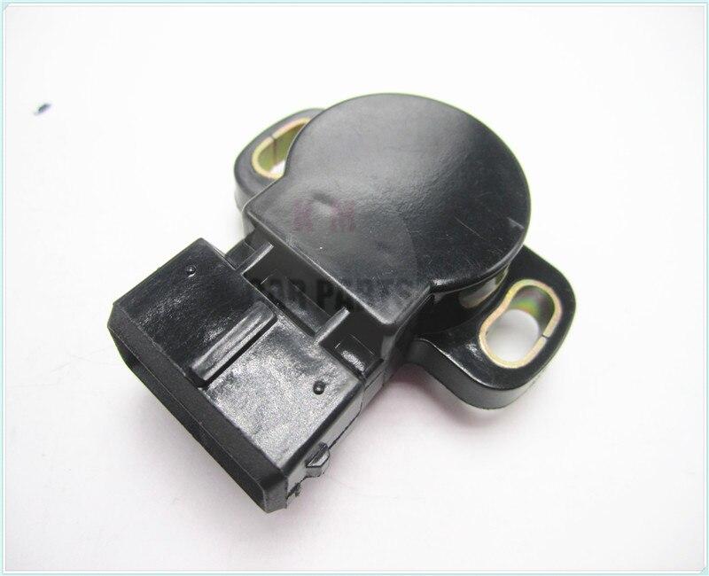 Novo Sensor de Posição Do Acelerador TPS MD614735 Para MITSUBISHI Carisma FTO Galant Pajero Montero Challenger Sigma Diamante
