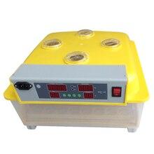 48 яиц умный автоматический инкубатор цифровой контроль температуры яичный инкубатор Hatcher для курицы Утка Птица
