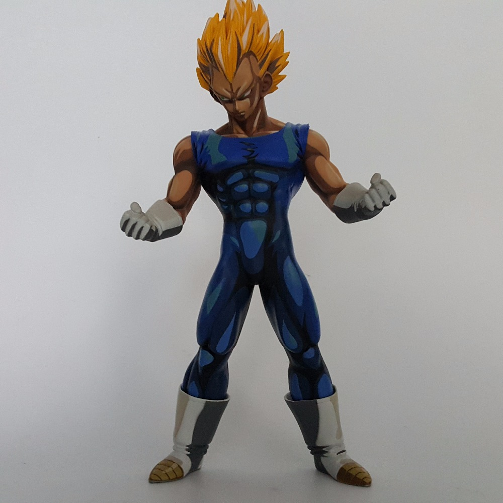 Dragon Ball Z figuras de acción Super Saiyan vegeta MSP color de ...