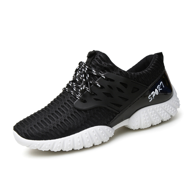 34c3b9c43cfc8 2017 summer air mesh Breathable running Shoes super light Men Trainers  sneakers Jogging men lace up walking sport footwears