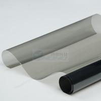 1.52mx30m Thicken 4mil Light grey uv+insulation Car Window Tint Film VLT 50% 2 ply Solar Protection Film