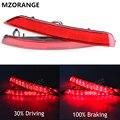 Красный светодиодный задний фонарь MZORANGE  1 комплект  для Subaru Forester impreza legacy  фара с отражателем  противотуманная фара 08 ~ 16