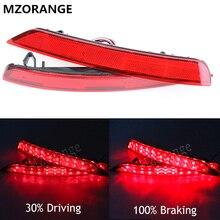 MZORANGE 1 компл. красный светодиодный автомобиль-Стайлинг фонарь заднего хода свет для Subaru Forester Impreza Legacy фара с отражателем противотуманная фара 08 ~ 16