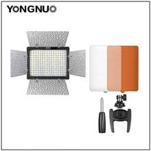 YONGNUO YN-160 YN160 III III Pro Luz de Vídeo LED con Temperatura de Color 3200 K-5500 K Ajustable para Canon Nikon Videocámara