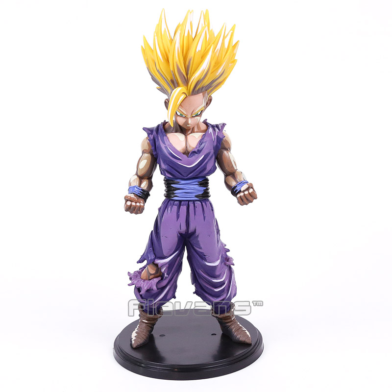 Dragon Ball Z MSP Master Stars Piece The Son Gohan PVC Figure Collectible Model Toy 3 Types 23cm free shipping 1 0mm tpu bumper ball bubble soccer ball inflatable body zorb ball suit bubble soccer bubble football loopyball