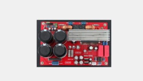 YJ 90W+90W TA2022+NE5532+Speaker protect amplifier new