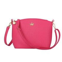 Повседневная малый императорская корона конфеты цвет сумки новая мода клатчи дамы партия кошелек женщины crossbody плеча сумки(China (Mainland))