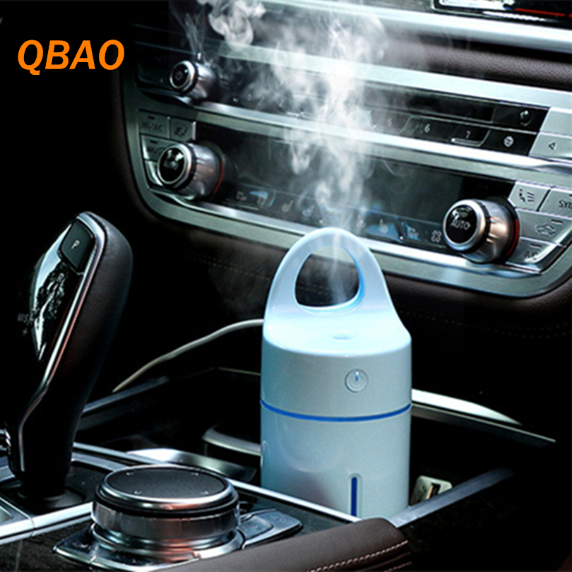 Humidifier Essential Oil Diffuser Aromatherapy USB White Blue Pink Color Ultrasonic Air Difusor Car Mist Maker For Home Office hot sale humidifier aromatherapy essential oil 100 240v 100ml water capacity 20 30 square meters ultrasonic 12w 13 13 9 5cm