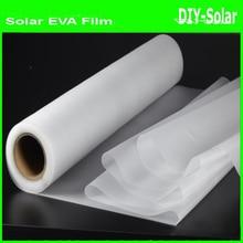 20M*1100MM   Solar panela  EVA film For DIY Solar Panel Encapusulnat solar eva