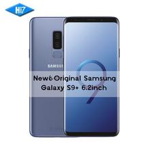 New Original Samsung Galaxy S9 Plus 6.2 inch Dual Sim 6GB RAM 64GB/128GB/256GB ROM Android 8.0 Fingerprint LTE 4G Mobile Phone