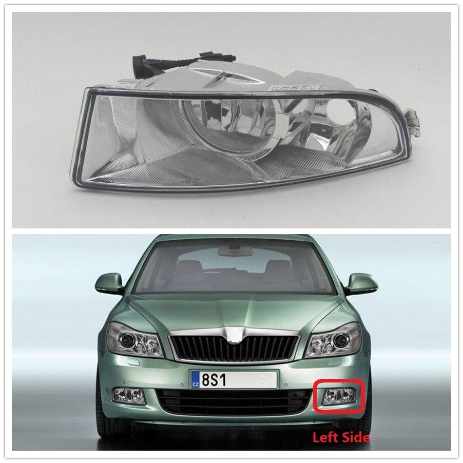 Focus Driver Side Offside Front Fog Light Lamp Unit 2005-2006
