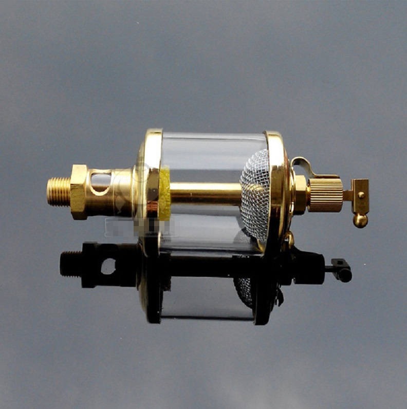 M16 x 1.5mm 200ml Sight Gravity Drip Feed Oiler Lubricator For Hit Miss Engine