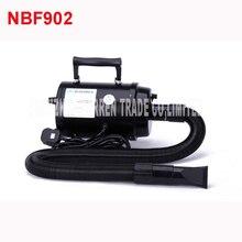2pcs Hairdryer Motors Black Pet Dog Hair dryer Blower 220 v 110v 2800 w EU / au / plug of the United States Wind Variable