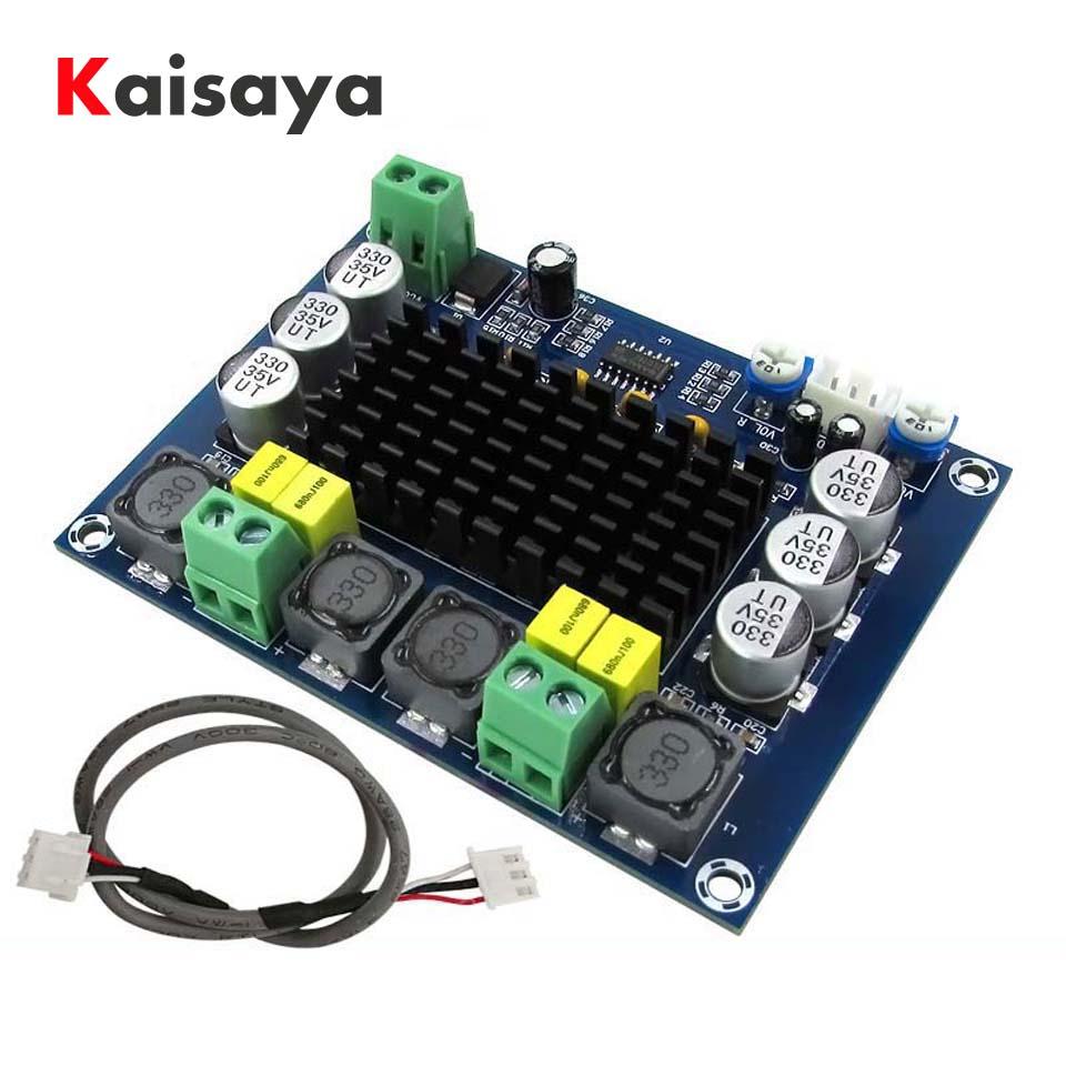 24 V DC 12 V 120 W * 2 TPA3116D2 TPA3116 de doble canal digital de clase D amplificador de audio de potencia de C3-002