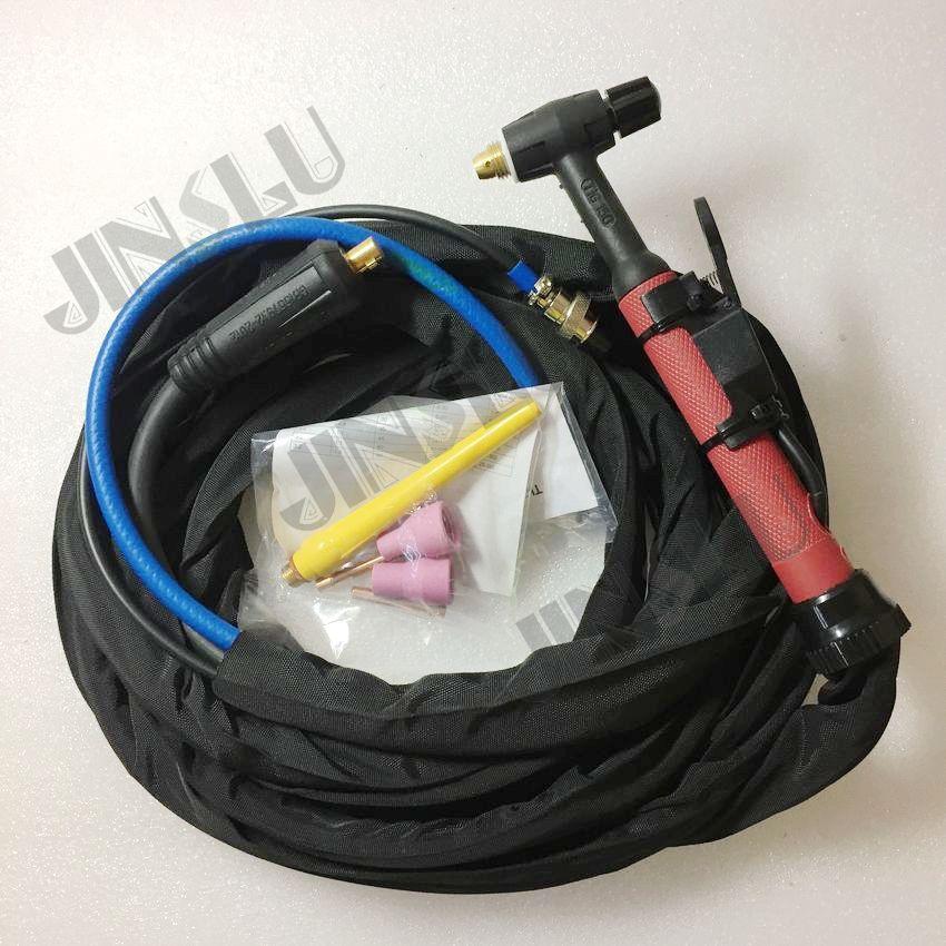 все цены на QQ-150 QQ150 welding torch welding gun 4M with DKJ10-25 connector