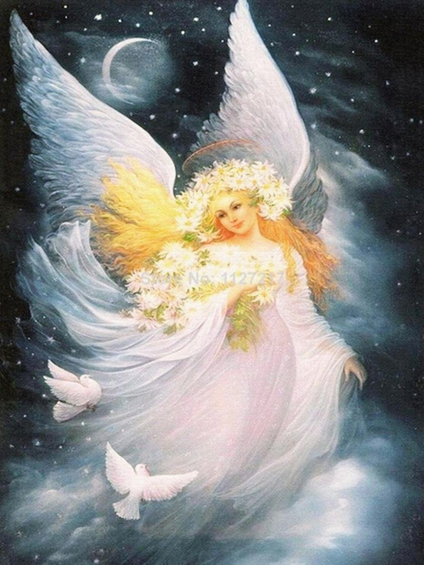 Famous Angels Wall Decor Image - Wall Art Collections ...