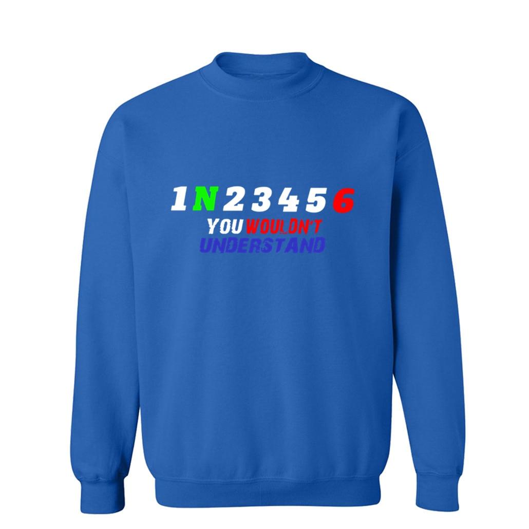Noir Coton 1n23456 Sweat Sweats Nouveaux Pas Mode Wouldn Hommes Comprendre bleu Capuche Bleu marine Vêtements Vitesse Vous Hoodies gris blanc Moto rouge AwZqAfF